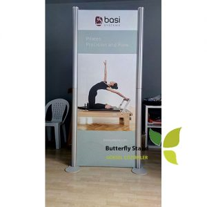 centro stand 75x200 1 panel