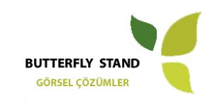 Butterfly Stand Logo