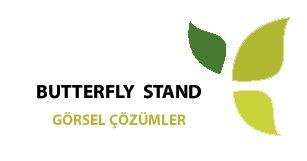 Butterfly Stand-Örümcek Stand-Gazebo Tente