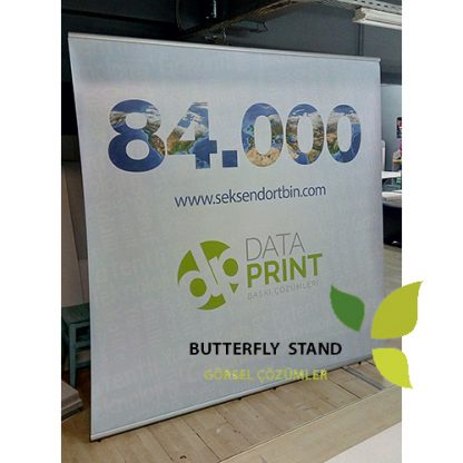 quick banner 200x200 L stand