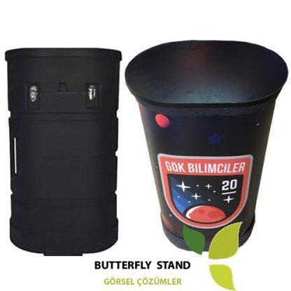 Hardcase Örümcek Stand Çantası-Plastik Çanta